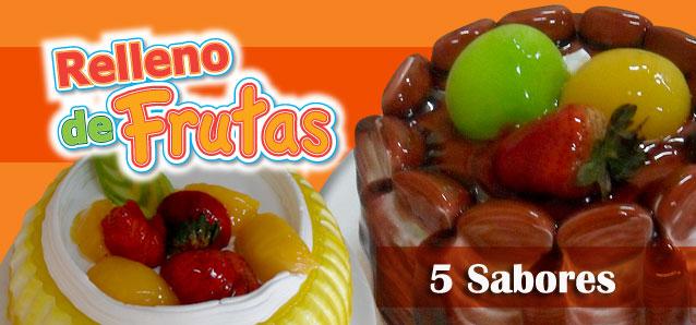 Image result for Relleno de frutas ludafa